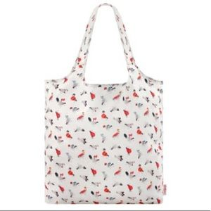 Cath Kidston Parading Pigeons Foldaway Shopper